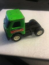 Vintage 1970s Buddy L Corp Green Truck Metal/Plastic Made in Hong Kong