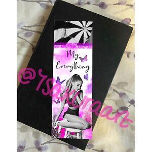 Ariana Grande Bookmark My Everything Bookmark My Everything Ariana Art Print