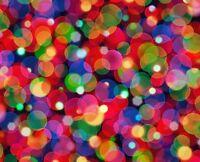 Hoffman Spectrum Digital Print Cotton Fabric All Aglow P4370-162 Jewel BTY