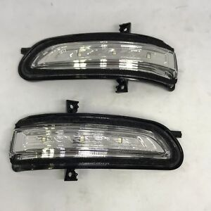Genuine Turn Signal Side Mirror Lamp 2p for 2013 2017 Chevy Trax