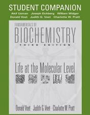 Fundamentals of Biochemistry : Life at the Molecular Level by Joseph...