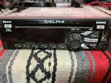 Delphi Bluetooth satellite radio