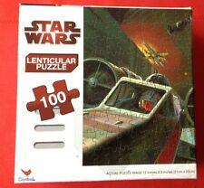 Star Wars Lenticular Puzzle 100-Piece