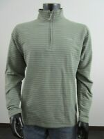 NWT Mens M Columbia PFG Slack Tide Long Sleeve 1/4 Zip Fishing Shirt Cypress
