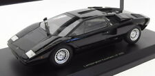 Kyosho 1/18 Scale Model C09531BK - Lamborghini Countach LP400 - Black