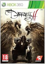 DISC ONLY The Darkness II  Game (Xbox 360) #B119
