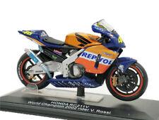 ITALERI 1:22 Honda WC2002 #46 Rossi Diecast motogp Racing