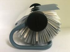 "Rolodex Open Rotary Business Card File 4"" x 2"""