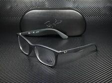 RAY BAN RX7047 5196 Matte Black Demo Lens 56 mm Men's Eyeglasses