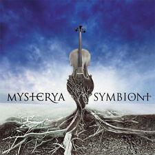 "MYSTERYA ""Symbiont"" CD (Female Fronted Sympho Metal)"