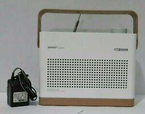 Acoustic Solutions Portal DAB/FM White Radio Designed By IDEO - 250