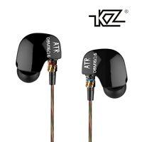 100% Original KZ ATR High-End Professional HiFi In-Ear Kopfhörer für Samsung, LG