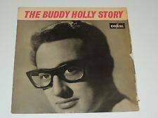 BUDDY HOLLY the buddy holly story Lp RECORD CL-65001 MONO GERMANY 1965