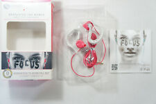 Yurbuds Flexsoft 10219 Pink w/ Ultra Soft Comfort Fit, Free 2-3 Day Shipping