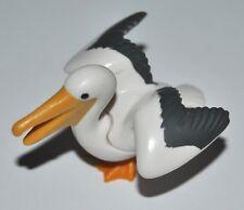 61013 Pelícano alas abiertas playmobil,pelican