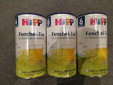 HiPP Fenchel-Tee Babytee Teegetränk 3x 200 g Neu