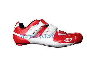 Giro Factor ACC EC90 Carbon Road bike shoes EU 42.5 US 9.25 New
