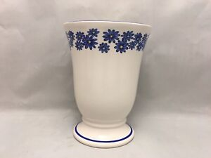 Laura Ashley Cornflower Made In England Cup Vase ?