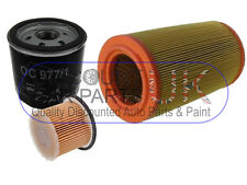 Oil Air Fuel Filter Peugeot 306 1.9 TD , Citroen Berlingo 1.9 diesel