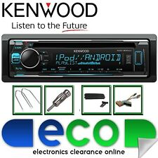 Ford Galaxy 2000-2006 KENWOOD CD MP3 USB Multi Colour Display Car Stereo Kit FD2