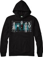 Rick & Morty Hoodie Usual Suspects Rick & Morty Unisex Adult & kids Hoodie Top