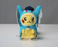Cute Pokemon Center Gyarados Pikachu Plush Doll Toy Xams Gift US Ship