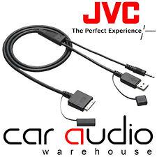 JVC KS-U19 Car iPod iPhone Direct Music Cable Lead for JVC KD-DV7400