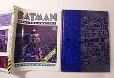 Batman Digital Justice, Pepe Moreno, Computer Generated, HC, DJ, 1990
