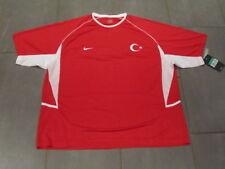 Nike TURQUÍA Camiseta [Talla XXL] rojo NUEVO Y EMB. orig.