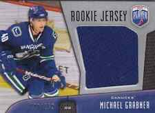 MICHAEL GRABNER 2009-10 BAP ROOKIE GAME USED JERSEY#/250 ~ ROOKIE