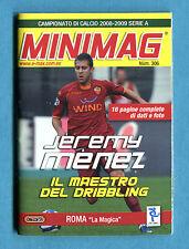 MINIMAG 2008-2009 N. 306 - JEREMY MENEZ - ROMA