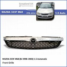 MAZDA 323F Mk8 (BJ 1998–2003) 1.5 Automatic Front Grille / Grill