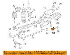 Genuine HONDA /& ACURA 18181P28A00 MANY MODELS Exhaust-Heat Shield 18181-P28-A00