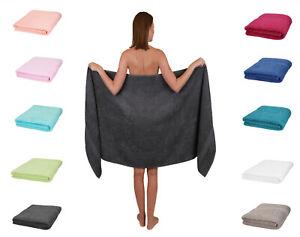 Betz XXL Saunatuch PALERMO Größe 80x200 cm 100% Baumwolle verschiedene Farben