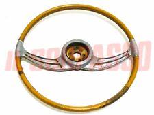 Steering Wheel Steering Fiat 1100 S Berlinetta Pininfarina Original