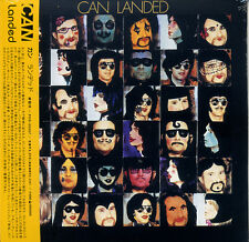 Can Landed (1975) Giappone MINI LP CD pcd-22207 STILL SEALED!!! NEW!!!