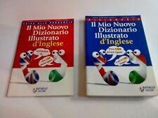 LIBRO IL MIO NUOVO DIZIONARIO ILLUSTRATO D'INGLESE RAFFAELLO EDIZIONI