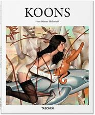Koons (Basic Art) by Taschen | Hardcover Book | 9783836508728 | NEW