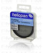 Heliopan Polfilter 8088, Ø 58 x 0,75 mm High Transmission circular Slim