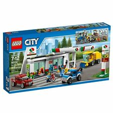 BRAND NEW LEGO CITY SERVICE STATION 60132 SEALED IN BOX