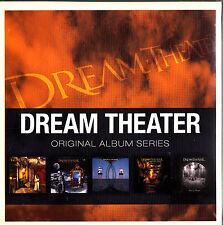 DREAM THEATER 5-CD ALBUM Set NEW Images & Words/Awake/Falling/Metropolis 2/Train