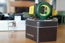 Casio G-Shock G-001RF-9E Rastafarian Original Limited Edition Men/Green/Yellow