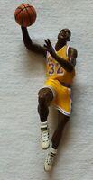 Vintage 1997 LA Lakers Magic Johnson Hallmark Keepsake Ornament and Card
