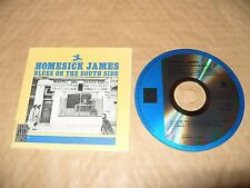 Homesick James Williamson - Blues on the South Side (1992) cd is Nr Mint