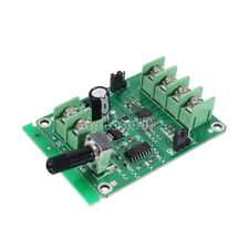 DC 5V-12V Brushless Driver Board Controller For Hard Drive Motor 3/4 Wire New