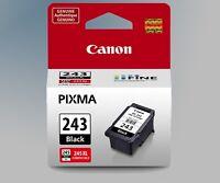 Genuine Canon PG-243 Ink - iP2820 MG2420 MG2520 MG2920 MG2922 MG2924 MX490 MG492