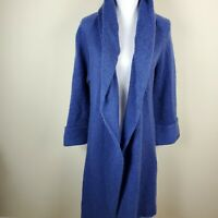 Soft Surroundings Telluride Topper Long Duster Cardigan Sweater Woman's Size S