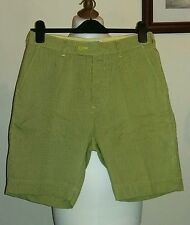 "YMC ' YOU MUST CREATE ' Bermuda Short Lemon Size 28""W Small"