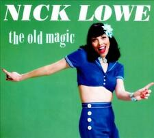 NICK LOWE - THE OLD MAGIC NEW CD