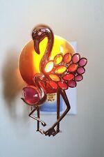 BATH & BODY WORKS Flamingoes Light Up 24/7 Wallflower Plug *NEW* FREE SHIP US